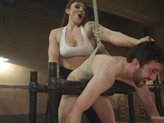 Порно обоссал госпожу