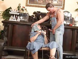 Фистинг зрелых домашний