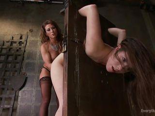 Порно чулочки доминирование