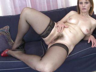 Порно волосатые оргазм