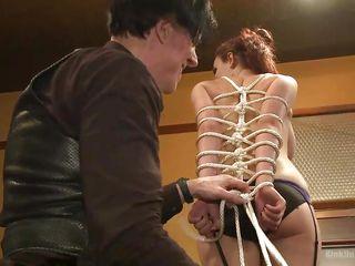 Бондаж груди порно