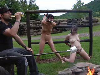 Порно садо мазо госпожа и раб