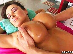 Порно массаж мужику