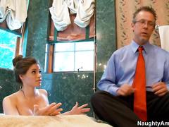 Трахнул подружку невесты
