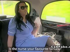Пациент ебет медсестру
