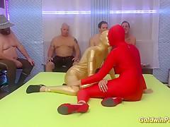 немецкое ретро порно групповуха