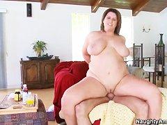 Порно толстые жирные бабы анал