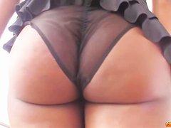Чернокожие девушки порно фото