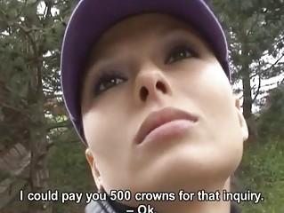 Пикап на улице россия порно